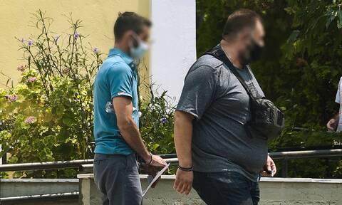 Ο συλληφθένας για εμπρησμό στο Κρυονέρι