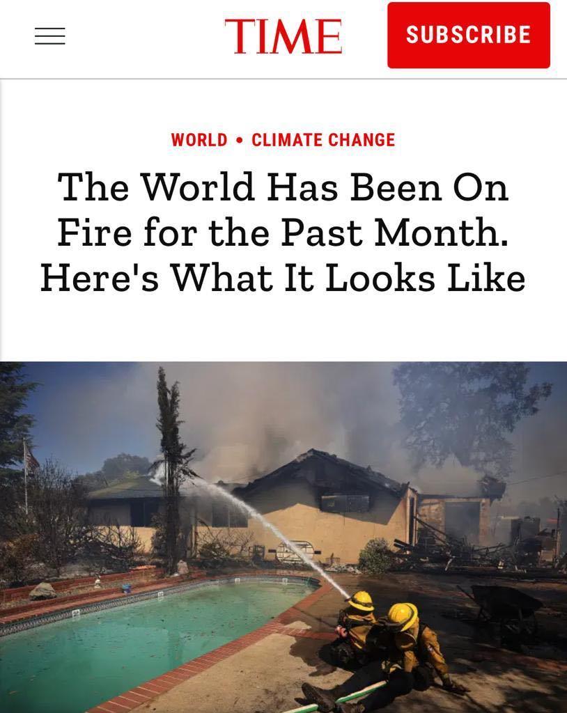 Το άρθρο του Time