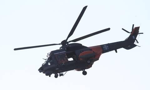Φωτιά στην Αττική: Σοβαρός τραυματισμός πυροσβέστη στην Πάρνηθα - Σπεύδει ελικόπτερο στο σημείο