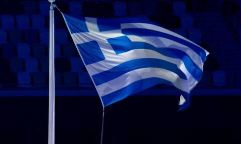 Ολυμπιακοί Αγώνες: Ελλάδα και στο Τόκιο! Η έπαρση της σημαίας κι ο εθνικός ύμνος (video)