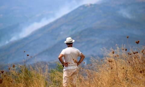 Φωτιά ΤΩΡΑ: Σε διαθεσιμότητα ταξίαρχος που φέρεται να ζήτησε «πολιτικό μέσο» για να στείλει βοήθεια