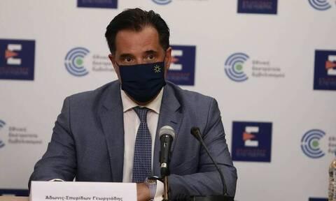 Άδωνις Γεωργιάδης - Κορονοϊός: «Επιτέλους αρνητικός στον Covid-19»