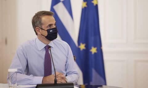 Кириакос Мицотакис завтра объявит о размере помощи пострадавшим в результате пожара