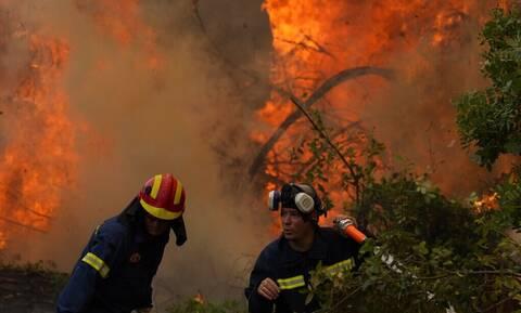 Φωτιές: Ποιες χώρες βοηθούν την Ελλάδα στη μάχη με τις φλόγες - Αναλυτικά οι δυνάμεις