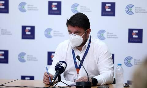 Φωτιές στην Ελλάδα: Συνέντευξη Τύπου Χαρδαλιά παρουσία δημοσιογράφων, μετά τις αντιδράσεις