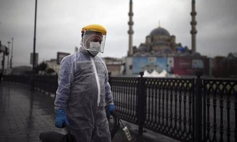 Κορονοϊός - Τουρκία: 24.000 νέα κρούσματα και 117 θάνατοι το τελευταίο 24ωρο
