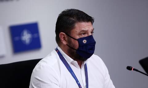 Τα δάκρυα του Χαρδαλιά στην ερώτηση του Newsbomb.gr: Πρώτη η παραίτησή μου στο συρτάρι του Μητσοτάκη