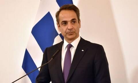 Мицотакис прокомментировал ситуацию, связанную с пожарами в Греции