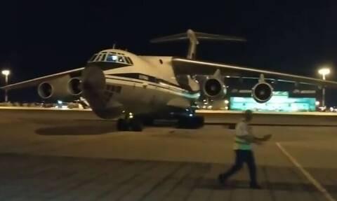 Ilyushin Il-76 Αθήνα