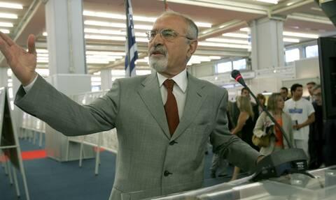 Πέθανε ο πρώην υπουργός και βουλευτής της ΝΔ, Άγγελος Μπρατάκος