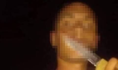 Έγκλημα στις Σέρρες: Δύο μαχαίρια είχε στην κατοχή του ο συλληφθείς 21χρονος
