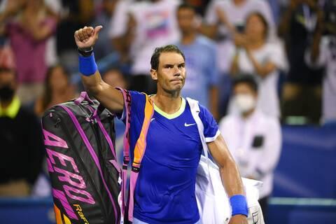 Rogers Cup: Απέσυρε τη συμμετοχή του ο Ράφα Ναδάλ λόγω του τραυματισμού του