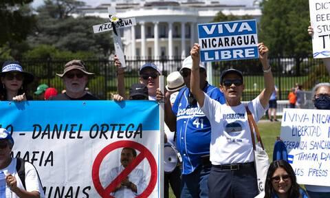 Νικαράγουα: Η πρόεδρος κόμματος της αντιπολίτευσης διέφυγε στην Κόστα Ρίκα