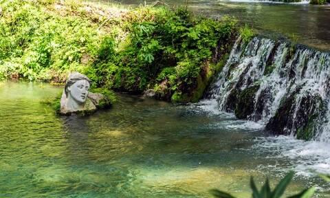 Μια βόλτα στον μυθικό ποταμό της Έρκυνας