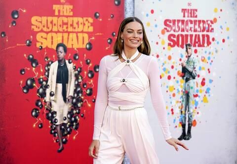 Μάργκο Ρόμπι: Από το «The Suicide Squad» σε νέα ταινία με τον Τομ Χανκς