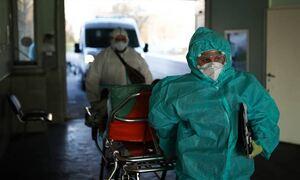 В России за сутки выявили 21 571 заразившегося коронавирусом