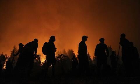 Φωτιά Εύβοια: «Θα μας καεί η Γαλατσώνα» - Ηχητικό ντοκουμέντο από τους διαλόγους πυροσβεστών