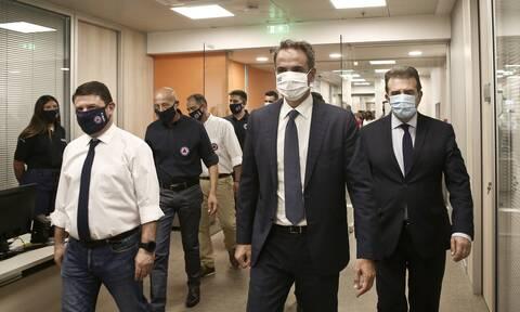 Ο ΣΥΡΙΖΑ βάζει στο κάδρο Μητσοτάκη, Χαρδαλιά, Χρυσοχοΐδη για τις καταστροφικές πυρκαγιές