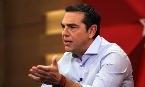 Τσίπρας Zeit συνέντευξη Μητσοτάκης Γκολντάμερ