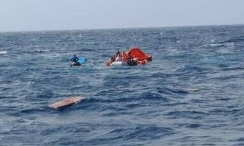 Ναυάγιο στη Μήλο - Συγκλονιστικές μαρτυρίες: Πώς βυθίστηκε η θαλαμηγός