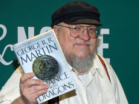 Τζορτζ Ρ. Ρ. Μάρτιν: Έρχεται νέο βιβλίο από τον συγγραφέα του Game of Thrones
