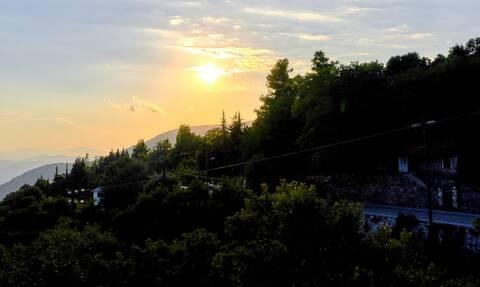 Επιχείρηση διάσωσης ορειβατών στο Πήλιο: Έπεσαν κοντά στους καταρράκτες του Κισσού