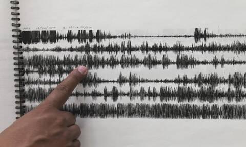 σεισμός Νησιά Σάντουϊτς