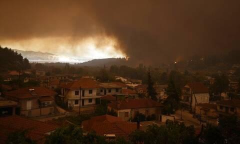Φωτιές στην Ελλάδα: Τα μέτρα στήριξης για πυρόπληκτα νοικοκυριά, επιχειρήσεις και αγρότες