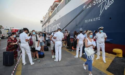 Ταξίδι με πλοίο: Τα έγγραφα για την έξοδο του Δεκαπενταύγουστου – Τι να έχετε μαζί σας