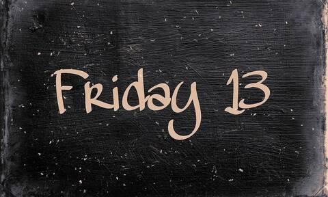 Παρασκευή και 13: Γιατί η σημερινή μέρα θεωρείται γρουσούζικη;
