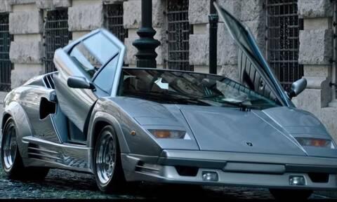 Πρωταγωνίστρια η Lamborghini Countach στο «House Of Gucci»