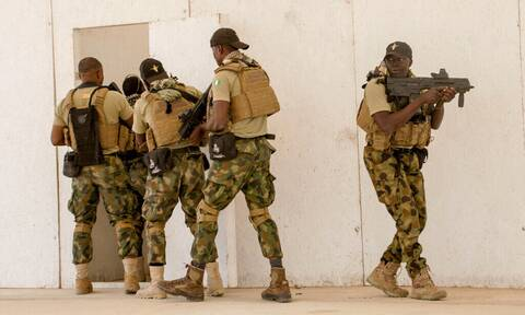 Νιγηριανός στρατός