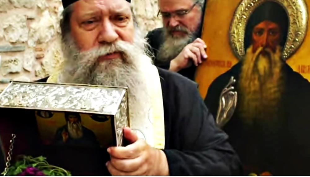 Μονή Οσίου Δαυίδ