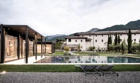 Monastero Arx Vivendi: Το μοναστήρι του 17ου αιώνα που έγινε ξενοδοχείο κοντά στη λίμνη Γκάρντα της