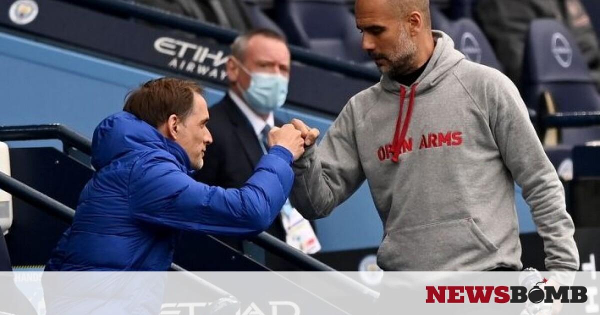 facebookTuchel1 guardiola