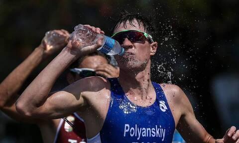 У российского участника Олимпиады обнаружили допинг