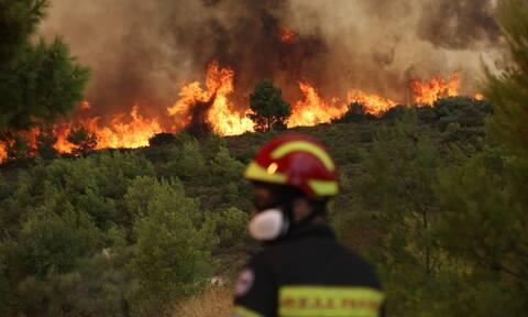 Φωτιά ΤΩΡΑ: Νέα πύρινα μέτωπα σε Αττική και Εύβοια
