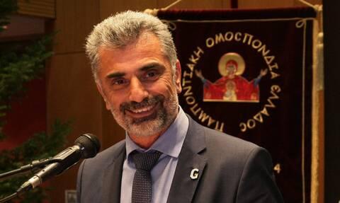 «Mπλόκο» της Τουρκίας στον πρόεδρο της Παμποντιακής Ομοσπονδίας Ελλάδος, Γ. Βαρυθυμιάδη