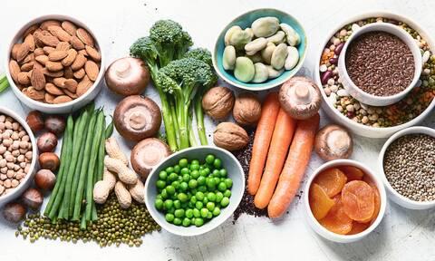 Τροφές με φυτικές πρωτεΐνες που βοηθούν στο αδυνάτισμα (εικόνες)