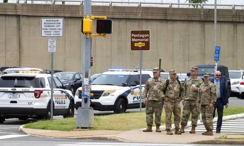 Ουάσινγκτον: Συναγερμός σε στρατιωτική βάση - Ένοπλος με «μια τσάντα Gucci»