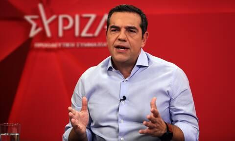 ΣΥΡΙΖΑ: Με το βλέμμα στην ενημέρωση της Βουλής για τις φωτιές - Στα ύψη το πολιτικό θερμόμετρο
