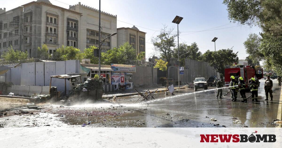facebookEmbassy in Kabul