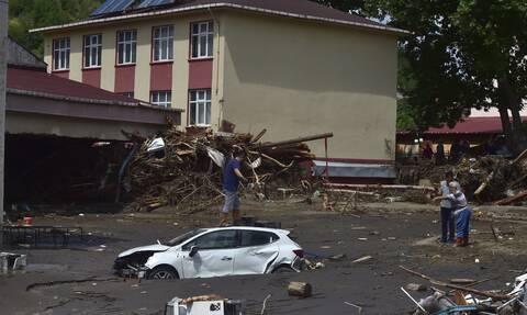 Τουρκία: Στους 31 οι νεκροί από τις πλημμύρες στις ακτές της Μαύρης Θάλασσας