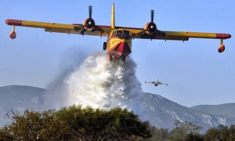 Έλληνες πιλότοι Καναντέρ και Σινούκ: Οι «ήρωες» που περνούν μέσα απ' τη φωτιά και το νερό