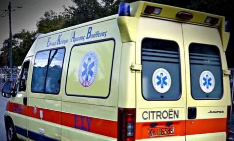 Τραγωδία στα Χανιά: Νεκρός 48χρονος - Τον καταπλάκωσε το αυτοκίνητό του!
