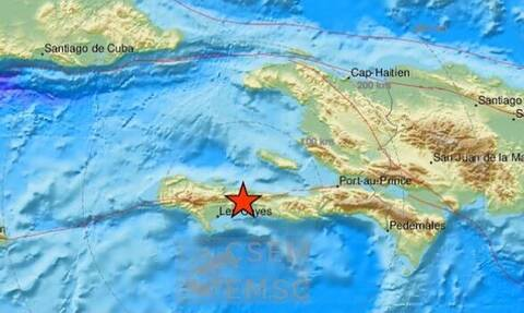 Σεισμός ΤΩΡΑ άνω των 7 Ρίχτερ στην Αϊτή - Προειδοποίηση για τσουνάμι