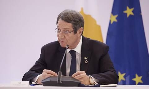 Νίκος Αναστασιάδης Κυπριακό Τουρκία εισβολή