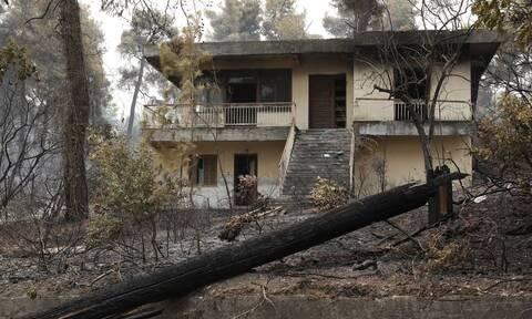 Φωτιές: Στις 330 οι επικίνδυνες κατοικίες - Συνεχίζονται οι έλεγχοι από τα κλιμάκια