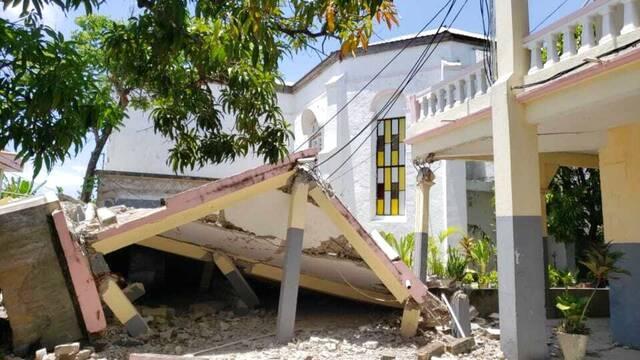 σεισμός Αϊτή