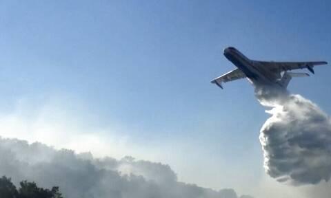 Φωτιές: Ποιες είναι οι τρεις προϋποθέσεις για να επιχειρήσει ένα πυροσβεστικό αεροσκάφος